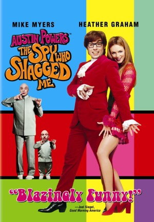 Austin Powers: The Spy Who Shagged Me (1999) DVD Release Date
