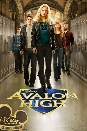 Avalon High (2010 TV) DVD Release Date
