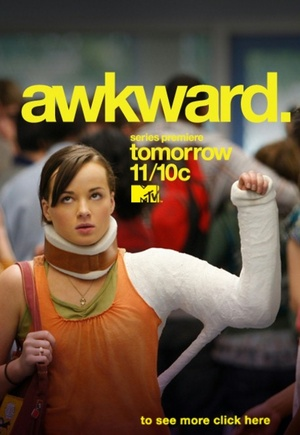 Awkward. (TV Series 2011- ) DVD Release Date