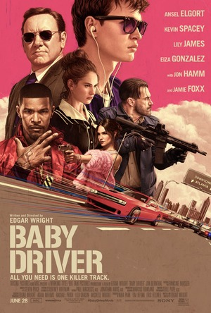 Baby Driver (2017) DVD Release Date