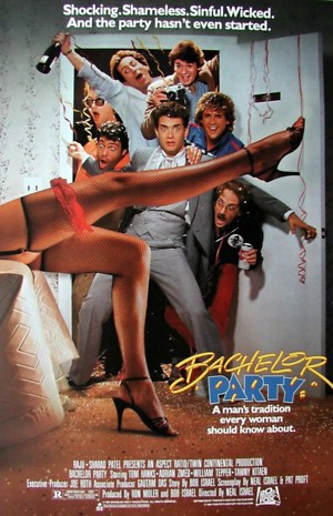 Bachelor Party (1984) DVD Release Date