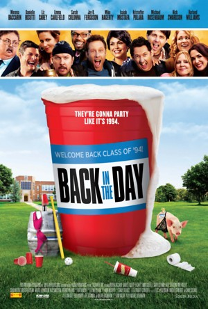 Back in the Day (2014) DVD Release Date