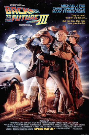 Back to the Future Part III (1990) DVD Release Date