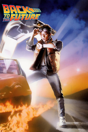 Back to the Future (1985) DVD Release Date
