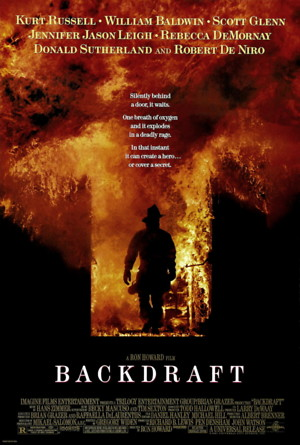 Backdraft (1991) DVD Release Date