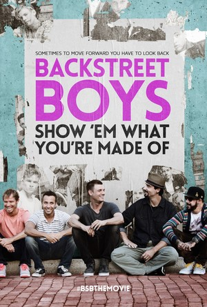 Backstreet Boys: Show 'Em What You're Made Of (2015) DVD Release Date