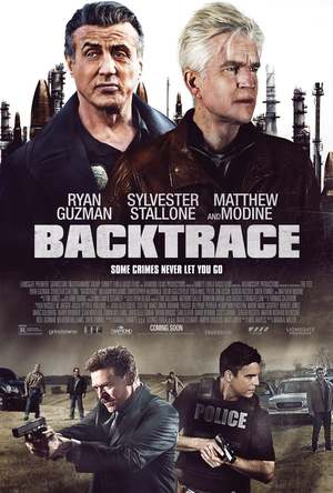 Backtrace (2018) DVD Release Date