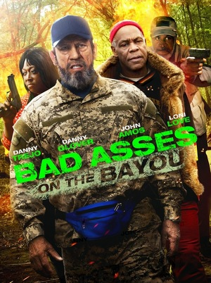Bad Asses on the Bayou (2015) DVD Release Date