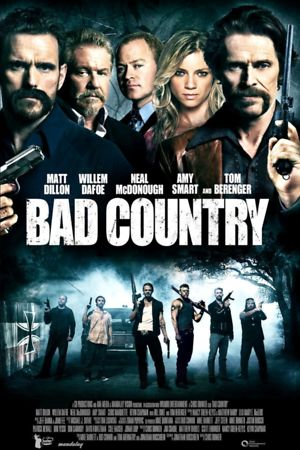 Bad Country (2014) DVD Release Date