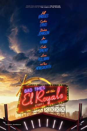 Bad Times at the El Royale (2018) DVD Release Date