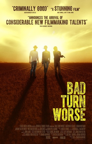 Bad Turn Worse (2013) DVD Release Date