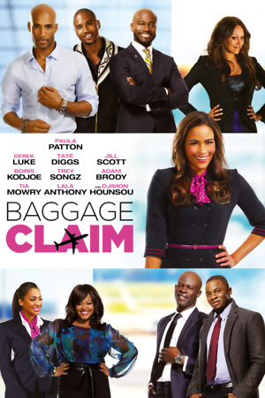 Baggage Claim (2013) DVD Release Date