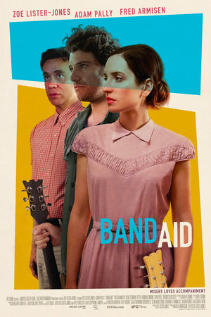 Band Aid (2017) DVD Release Date
