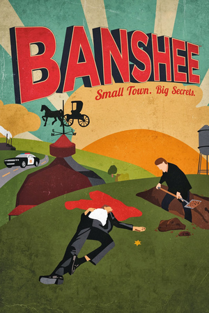 Banshee (TV Series 2013- ) DVD Release Date