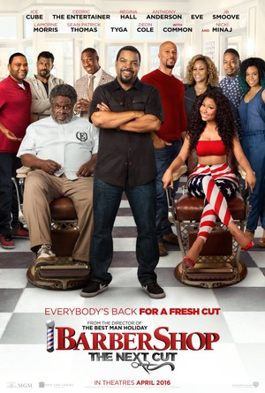 Barbershop 3 The Next Cut (2016) DVD Release Date