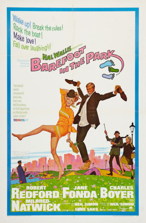 Barefoot in the Park (1967) DVD Release Date
