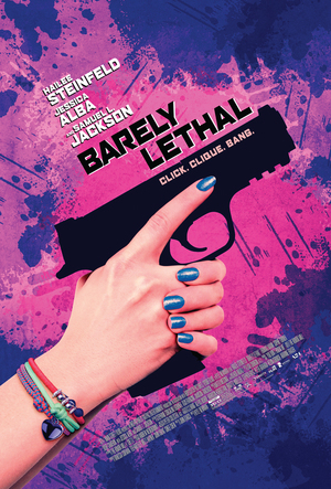 Barely Lethal (2015) DVD Release Date