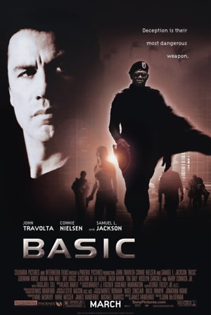 Basic (2003) DVD Release Date