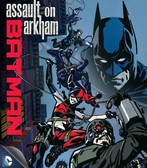 Batman: Assault on Arkham (Video 2014) DVD Release Date