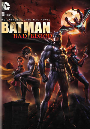 Batman: Bad Blood (Video 2016) DVD Release Date