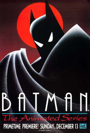 Batman: The Animated Series (TV Series 1992-1995) DVD Release Date