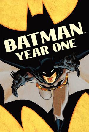 Batman: Year One (Video 2011) DVD Release Date