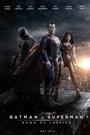 Batman v Superman: Dawn of Justice (2016) DVD Release Date