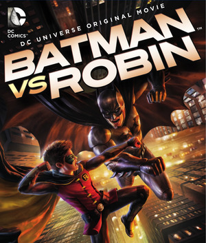 Batman vs. Robin (Video 2015) DVD Release Date