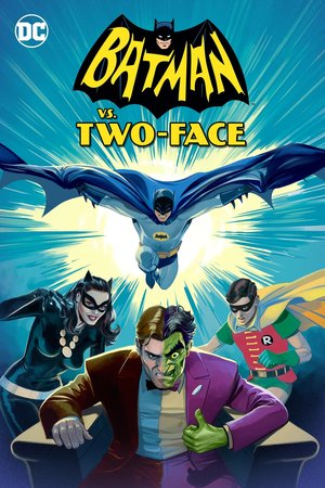Batman vs. Two-Face (Video 2017) DVD Release Date