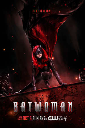 Batwoman (TV Series 2019- ) DVD Release Date