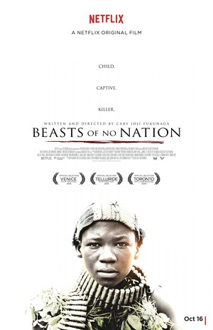 Beasts of No Nation (2015) DVD Release Date