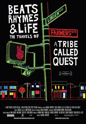Beats Rhymes & Life: The Travels of a Tribe Called Quest (2011) DVD Release Date