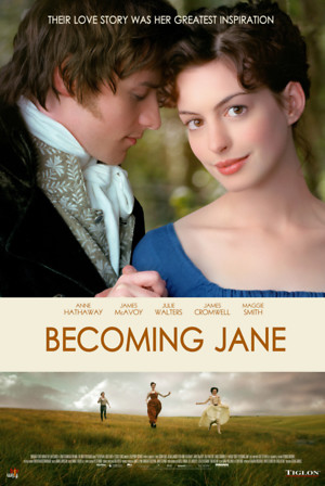 Becoming Jane (2007) DVD Release Date