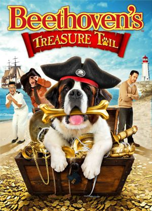 Beethoven's Treasure Tail (Video 2014) DVD Release Date