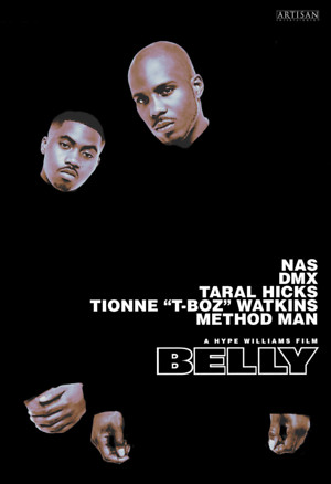 Belly (1998) DVD Release Date