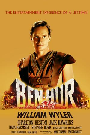 Ben hur release date in Perth