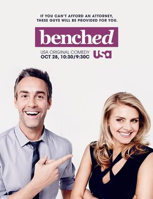 Benched (TV Series 2014- ) DVD Release Date