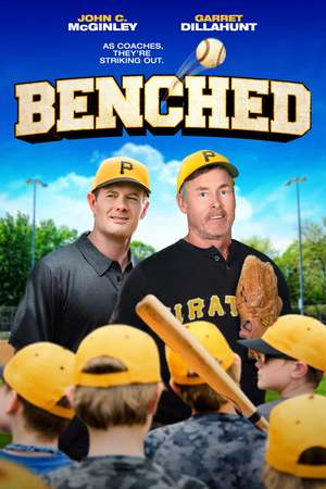 Benched (2018) DVD Release Date