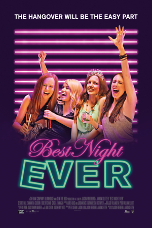 Best Night Ever (2014) DVD Release Date