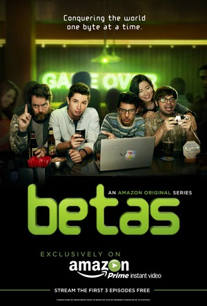 Betas (TV Series 2013- ) DVD Release Date