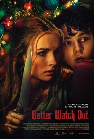 Better Watch Out (2016) DVD Release Date
