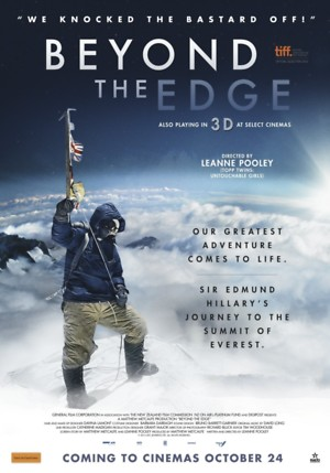 Beyond the Edge (2013) DVD Release Date
