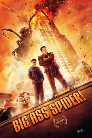 Big Ass Spider (2013) DVD Release Date