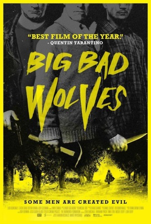 Big Bad Wolves (2013) DVD Release Date