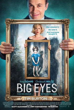 Big Eyes (2014) DVD Release Date