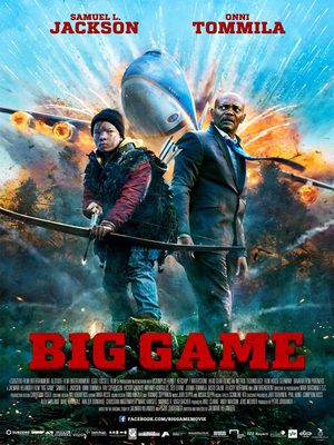 Big Game (2014) DVD Release Date