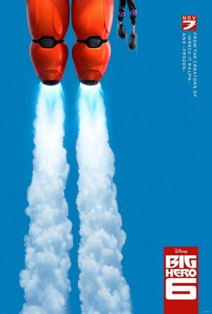Big Hero 6 (2014) DVD Release Date