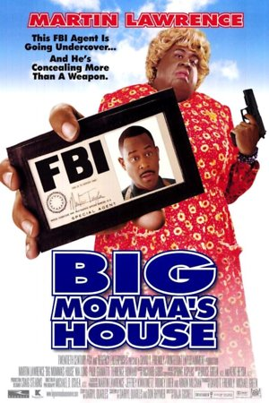 Big Momma's House (2000) DVD Release Date