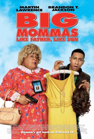 Big Mommas: Like Father, Like Son (2011) DVD Release Date