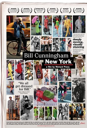 Bill Cunningham New York (2010) DVD Release Date